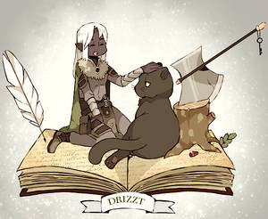 Best of Friends [ Drizzt ]
