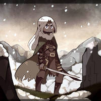 Drizzt by OrangeLightning123