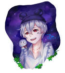 Mafumafu: Connected to disney [SPEEDPAINT]