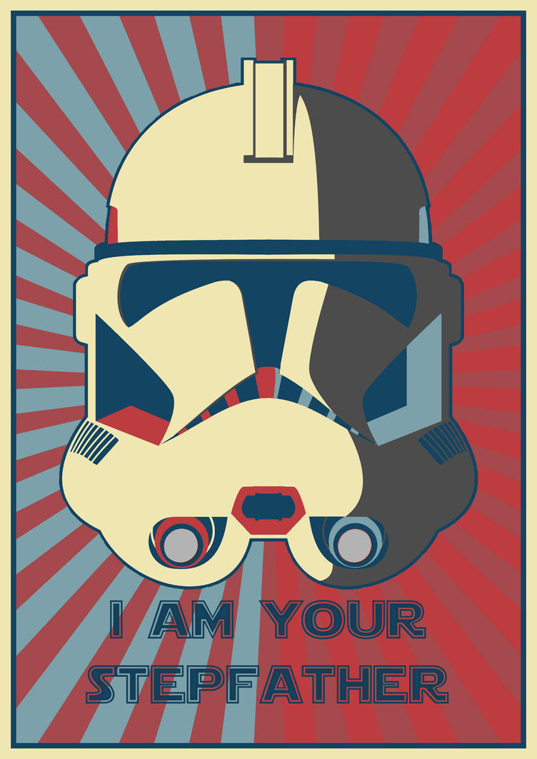 propaganda for the troopers by functionless-art