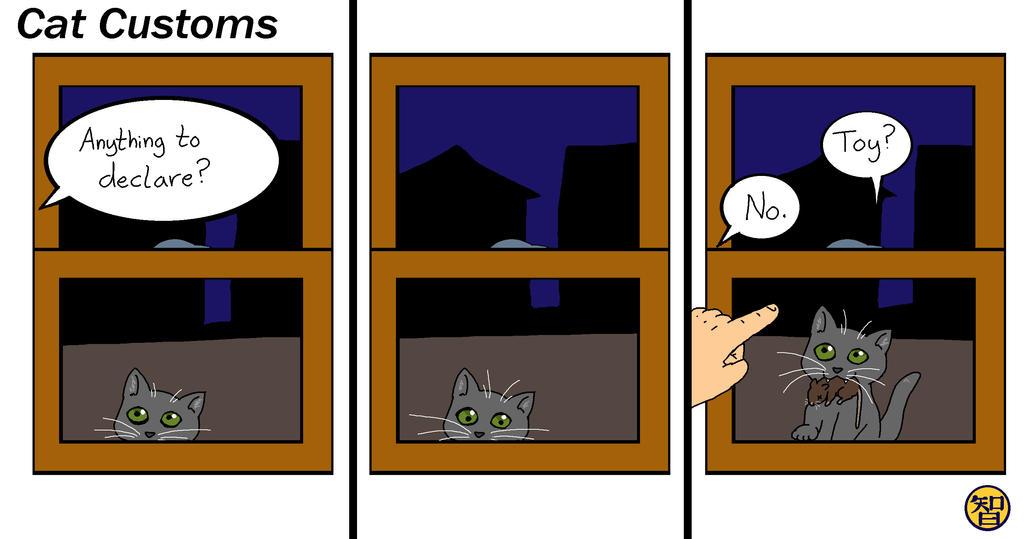 Cat Customs by Kairu-Hakubi
