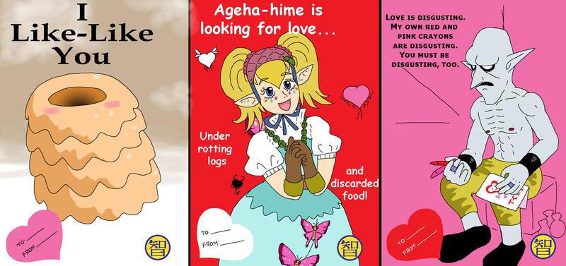 Schön Zelda Valentines By Kairu Hakubi ...