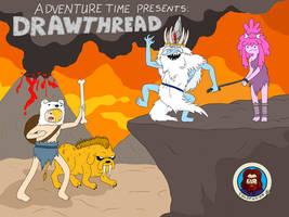 Drawthread Promo Image 2 by Kairu-Hakubi