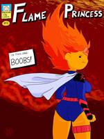 Flame Power Princess or something by Kairu-Hakubi