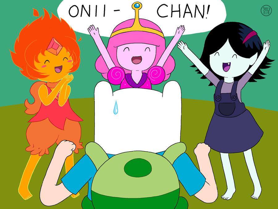 Onii-chan, hugs for us! by Kairu-Hakubi