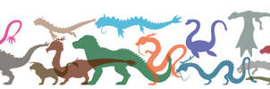 Dragon Size Chart by Kairu-Hakubi