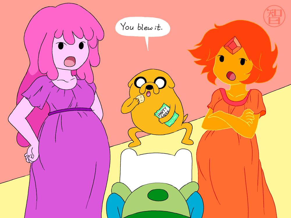 Finn And Princess Bubblegum Tier 15
