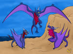 Cliff Dragons