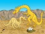 Sand Dragons