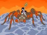 Spider Rider Marcie