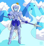Armored Ice Queen