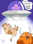 Lumpy Space Alien