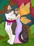 Molly The Cat Fairy