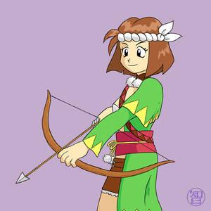 Yumi fanart