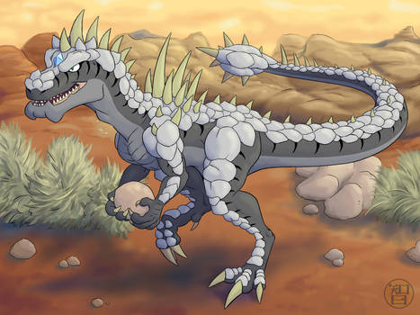 Rock Dragon (only good this time)