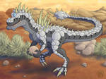Rock Dragon (only good this time) by Kairu-Hakubi