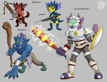Zeldamon - Bokoblins And Petitblins