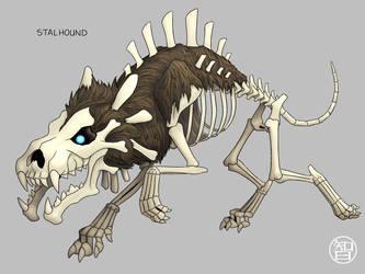 Zeldamon - Stalhound