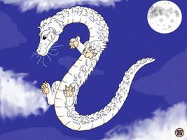 Luck Dragon by Kairu-Hakubi