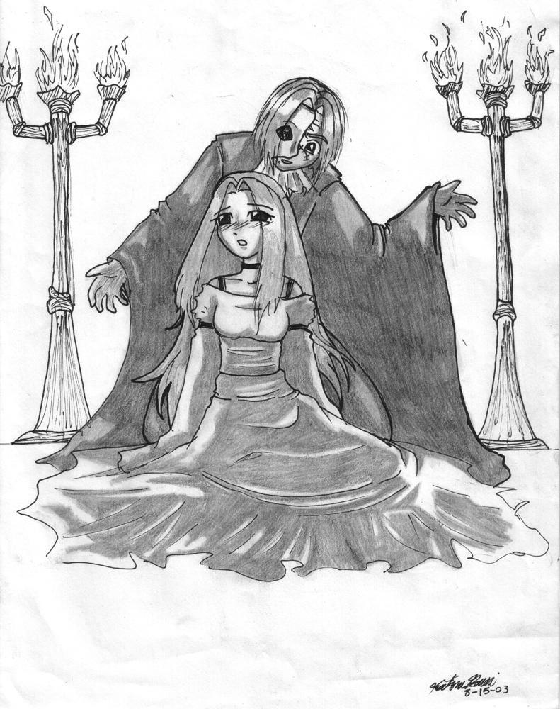Phantom Inspiration by kippogirl