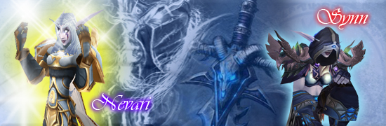 Nevari and Synn by Shadow-Wolfen