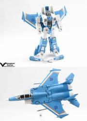 Custom Transformers Classics Icestorm (rainmaker) by chonosmoon