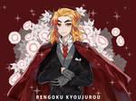 Kimetsu no Yaiba Rengoku Kyoujurou by NeliVuNo1