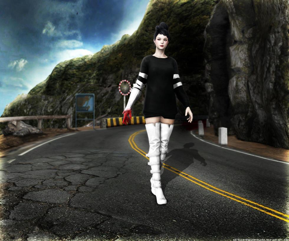 .:Yamihana:. by xXFreakyUnderworldXx