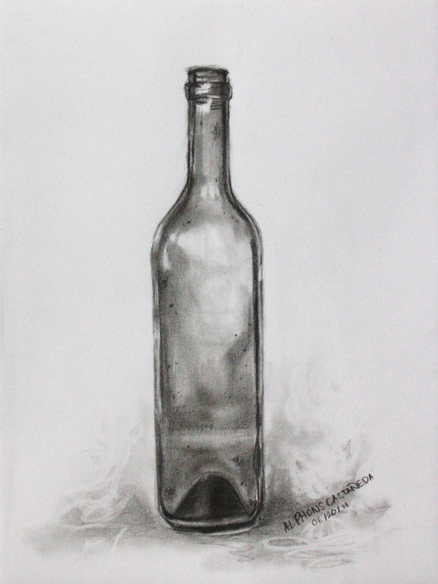 The gallery for --> Wine Glass Pencil Drawing