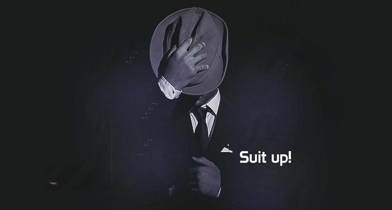 Suit up by zhiken on DeviantArt