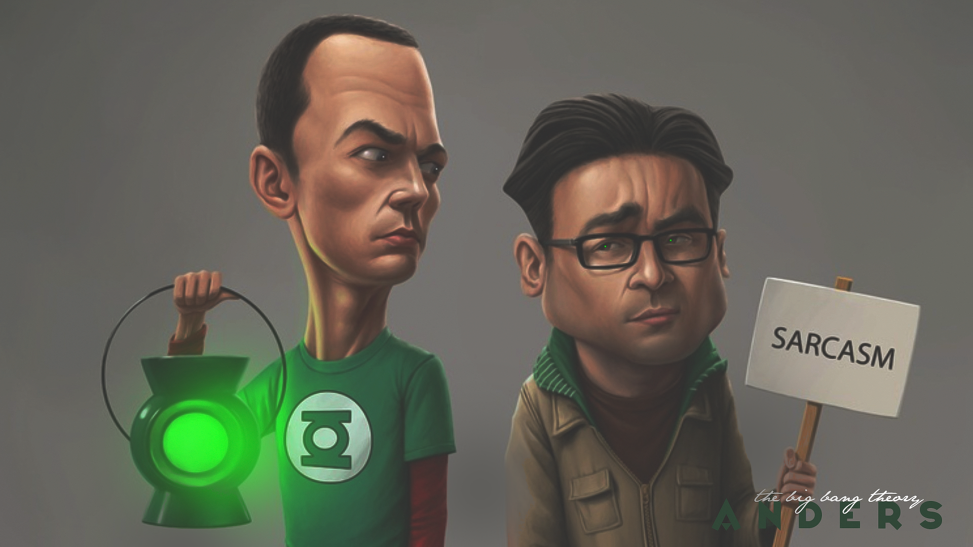 sheldon_cooper_and_leonard_by_zhiken-d5h