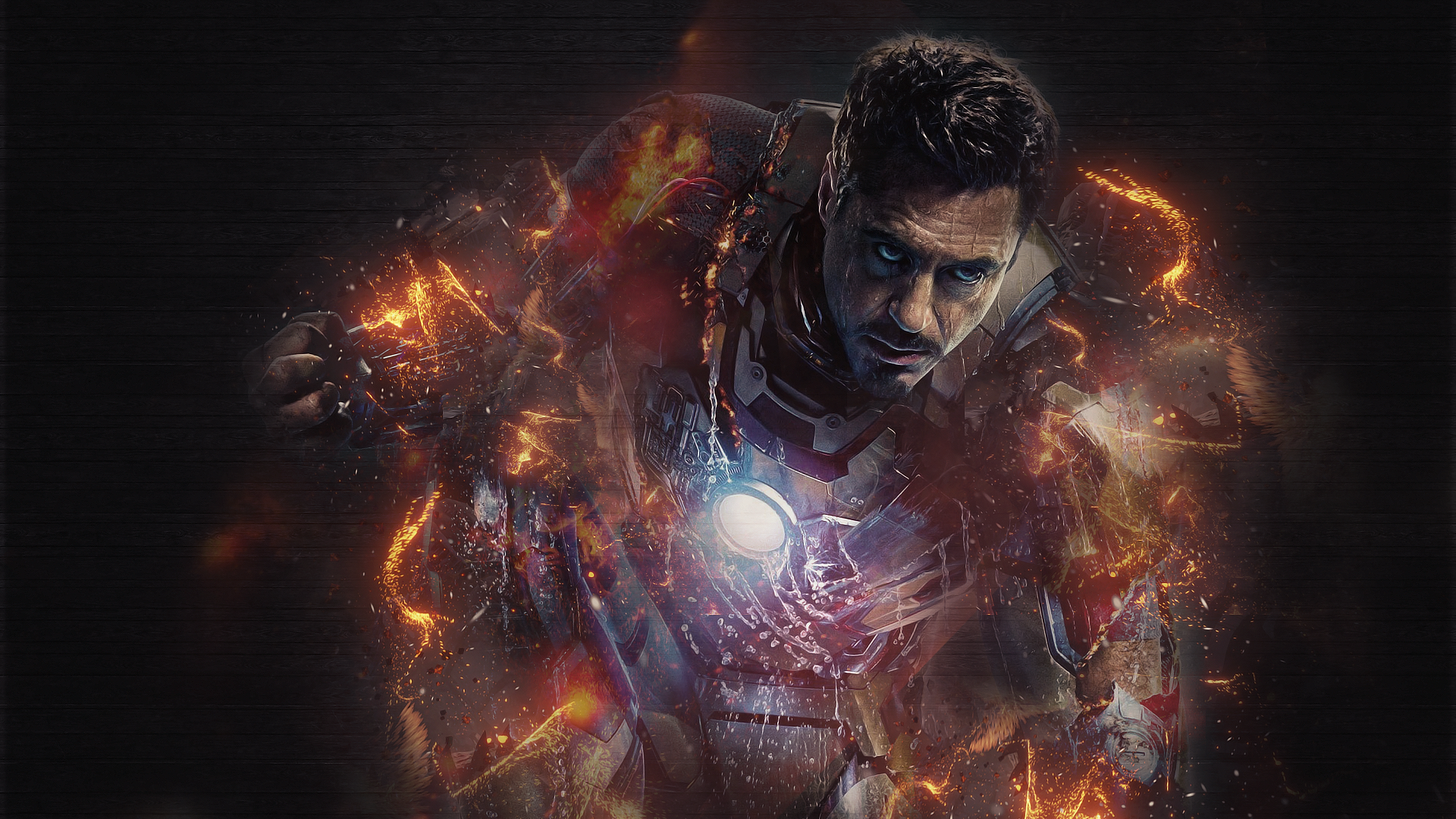 download wallpapers of iron man 2