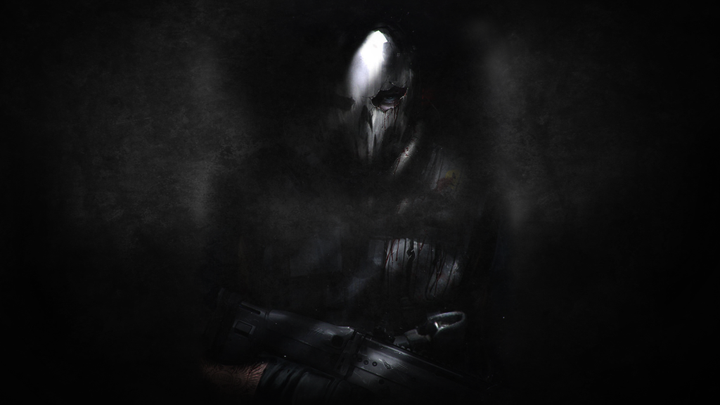 Call of Duty Ghosts Riley Wallpaper Call of Duty Ghosts by Zhiken