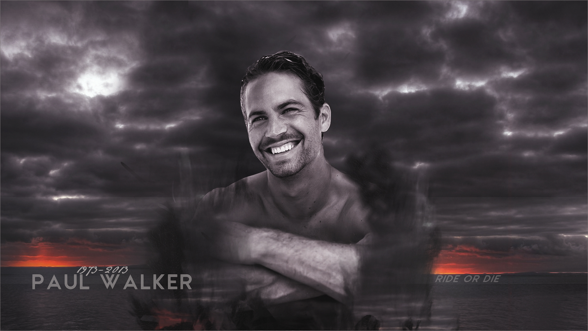 tribue to paul walker rest in peace by zhiken on deviantart