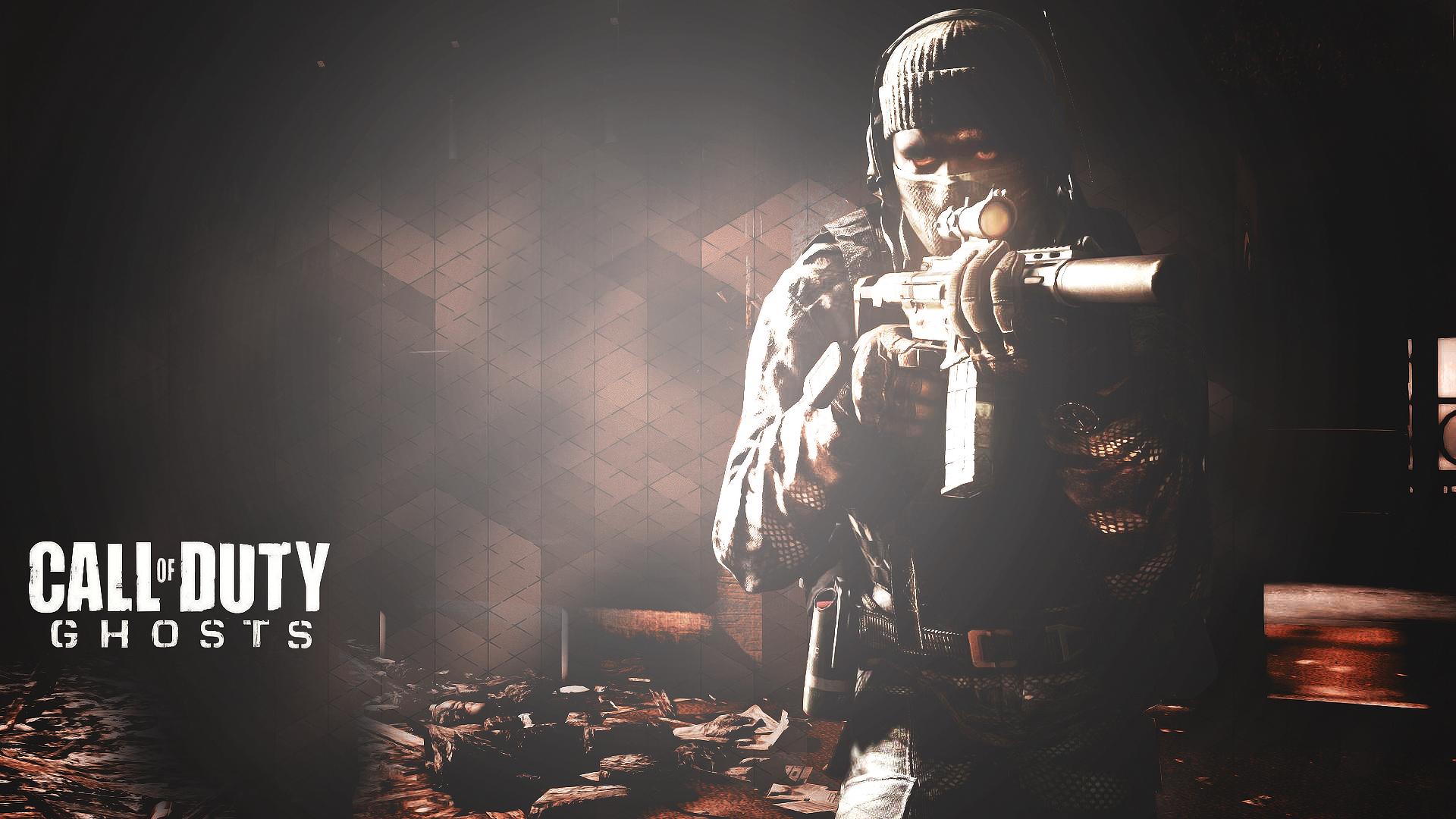 Call Of Duty Ghosts By Zhiken On Deviantart