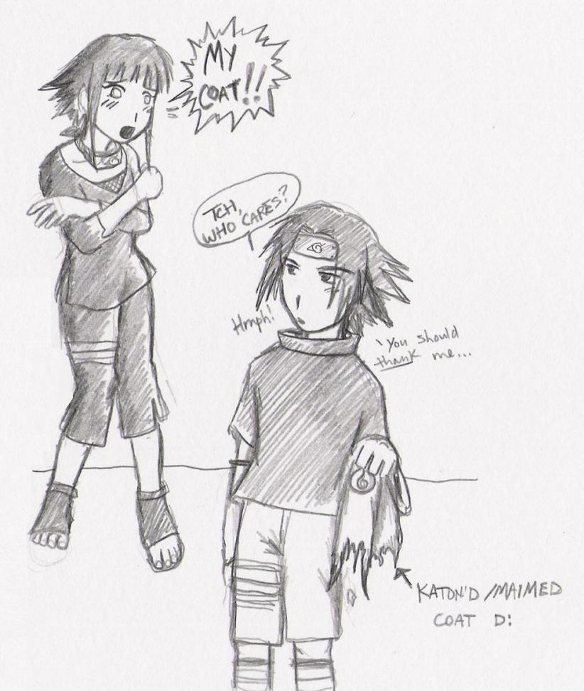 The Death of Hinata's Coat by HoroshaNoKage