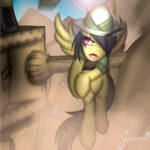 .:Daring Do and the last Hoofsade:.