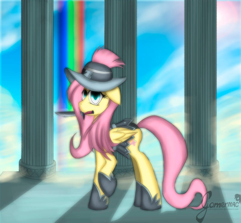 .:Private Pansy:. by Gamermac