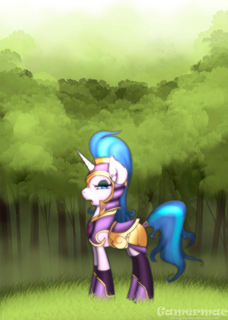 .:Shining Armor - r63:. by Gamermac