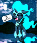 .:Filly Nightmare Moon:.