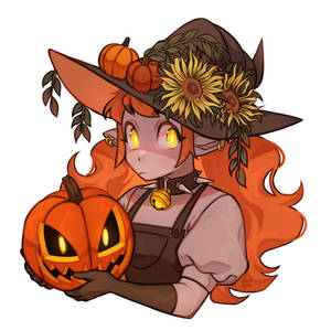 Witchtober day 1