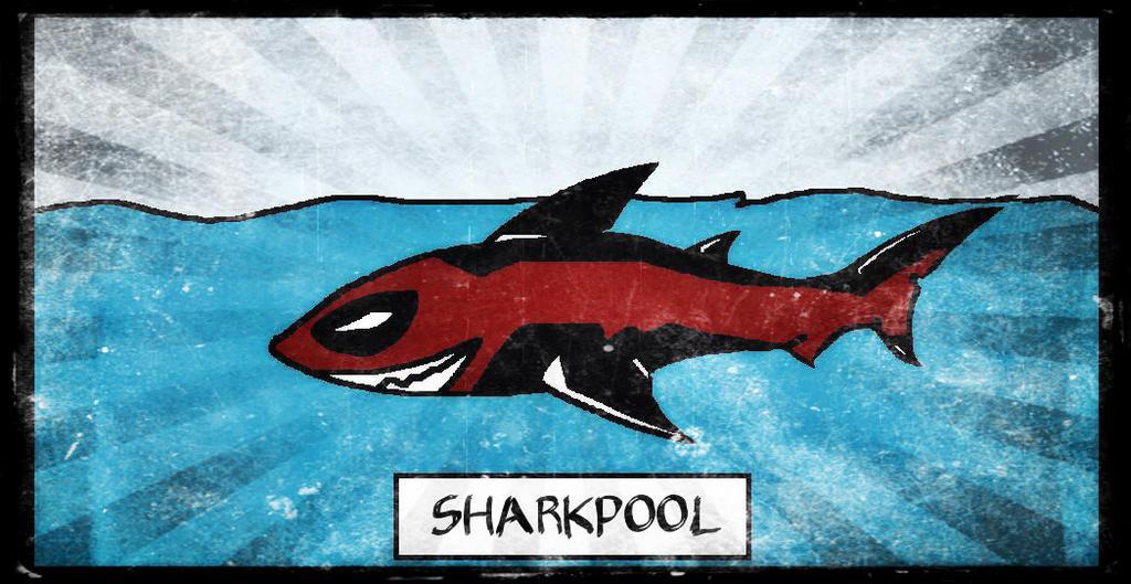 Image result for deadpool shark