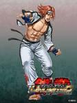 Tekken Tag 2: Hwoarang concept art (2) sexy!