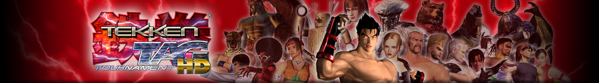Tekken Tag Tournament 1 Banner by AsukaMinaj
