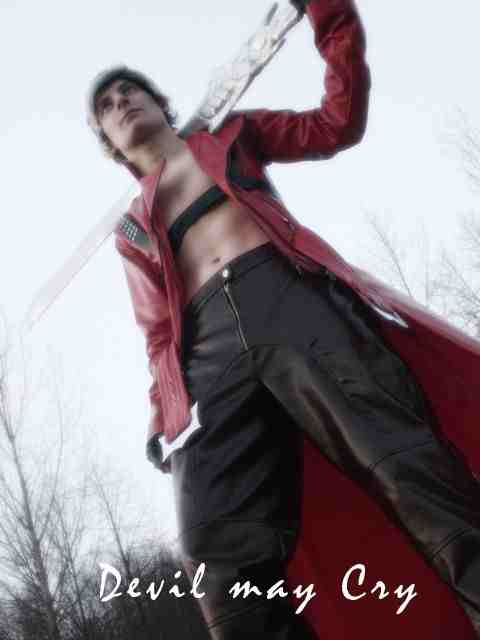 Dante Cosplay 1 by SanjiroCosplay