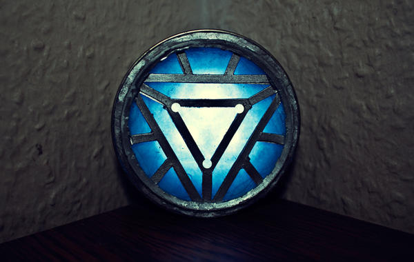 Iron Man 2 Arc Reactor by SanjiroCosplay on DeviantArt Iron Man 3 Arc Reactor Logo