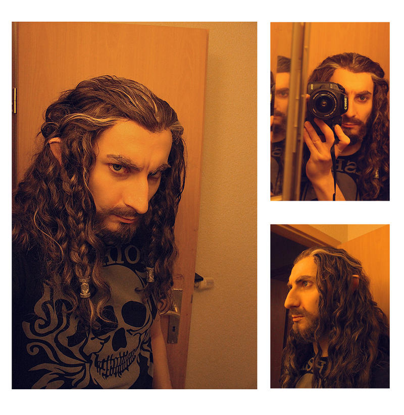 Thorin test by SanjiroCosplay