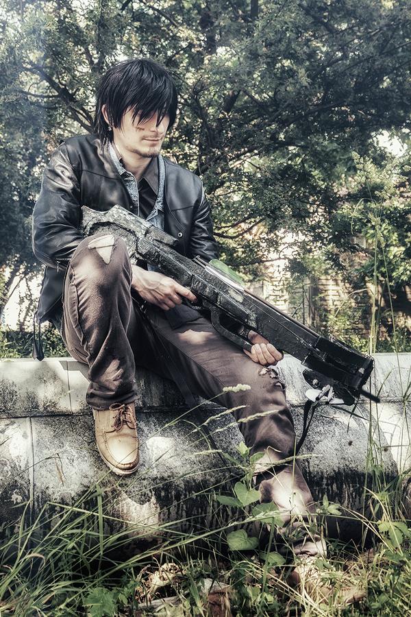 Daryl by SanjiroCosplay