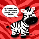 Zeb/Zebby the Zebra