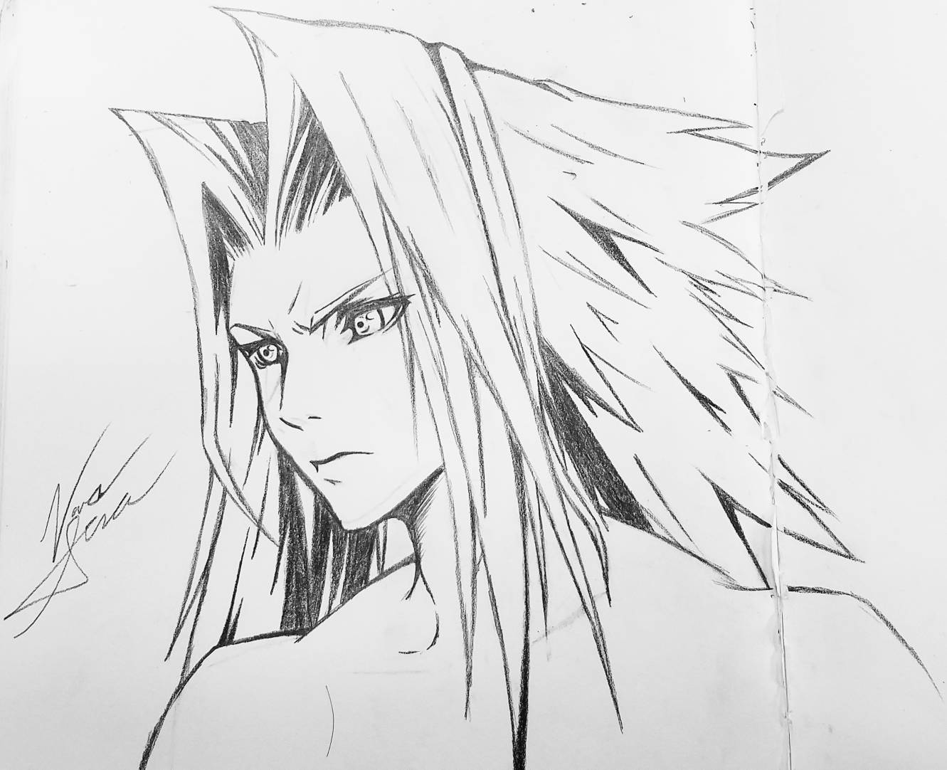 Nova Sera Final Fantasy Art Style By Ultimosda On Deviantart